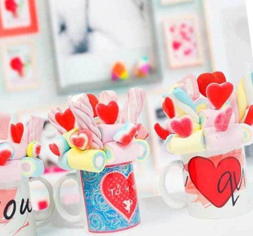 Mugs con Dulces Colombia
