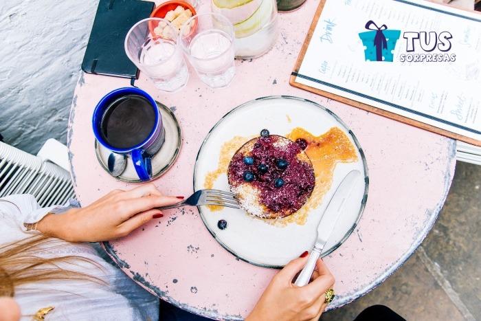 Ideas para un desayuno rápido y saludable