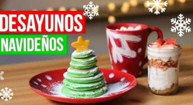 desayunos navideños