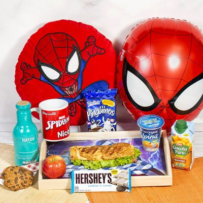 desayunos sorpresa niños