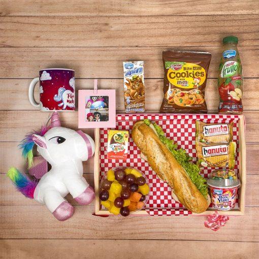 desayunos Sorpresa para niñas