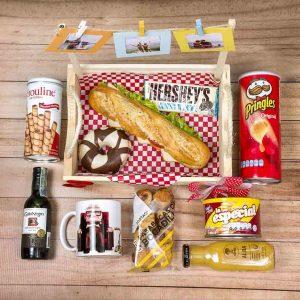 cajas de desayunos sorpresa