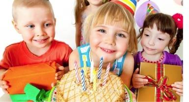 Desayunos de cumpleaños para niños