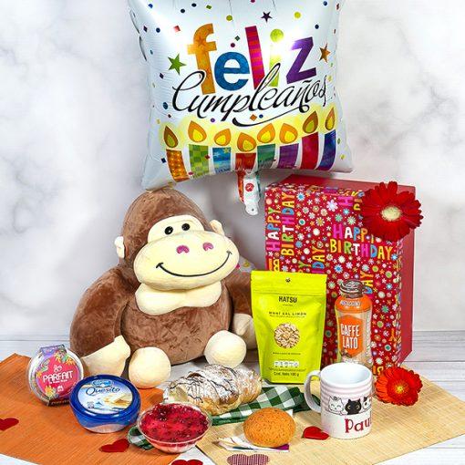 desayunos sorpresa para niños cumpleaños